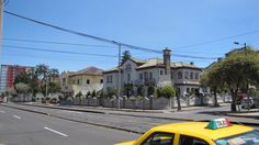 Mariscal district in Quito