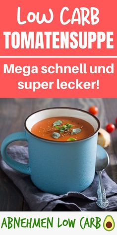 Mega simple and really effective when losing weight. This soup Mega simple und richtig effektiv beim abnehmen. Diese Suppe hilft dir enorm in d… Mega simple and really effective when losing weight. This soup helps you enormously in your diet! Detox Program, Fat Burning Drinks, Keto Soup, Le Diner, Detox Recipes, Detox Drinks, Diet And Nutrition, Apple Cider, Cleanser