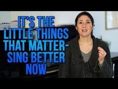 Feel free to use these suggestions for improving your singing to help you today. It does not take much to begin and you can get plenty of ideas for you to consider. Regardless if you are brand new or experienced, it doesn't matter so get started today. Singing Lessons For Kids, Singing Tips, Music Lessons, Sing To Me, Songs To Sing, Singing Techniques, Singing Exercises, How To Get Better, Music Sing
