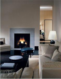 Giorgio Armani's Manhattan Apartment