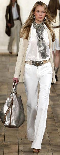 Ralph Lauren Collection & More Luxury Details