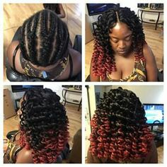 Crochet Hair Ombre : ... Crochet Braids Addicted Pinterest Crochet Braids, Beautiful C