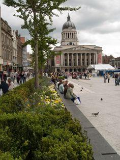 MKT Square, Nottingham