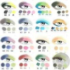 Great way to want to branch out with make up color combos