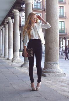33 Street Style: Fashion | More outfits like this on the Stylekick app! Download at http://app.stylekick.com | More outfits like this on the Stylekick app! Download at http://app.stylekick.com