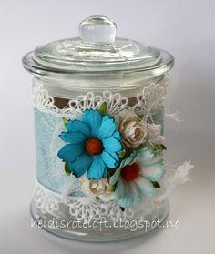 Jar, Gifts, Home Decor, Presents, Decoration Home, Room Decor, Favors, Home Interior Design, Gift
