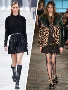 Desfiles de Diesel Black Gold e No. 21 na Milan Fashion Week 2016