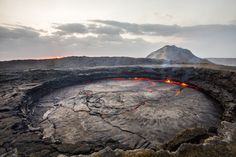 https://flic.kr/p/rsv6uW | Sunrise at the active Erta Ale volcano | Afar region, Ethiopia