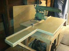 Another Dewalt radial arm saw #1: Dewalt radial arm saw - by OregonWoodRat @ LumberJocks.com ~ woodworking community
