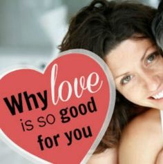 Why LOVE is good for you: body, mind and soul | via @SparkPeople #health #wellness #couple #relationship #valentine