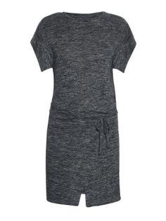 Wad tie-waist jersey dress   Isabel Marant Étoile   MATCHESFASHION.COM