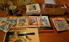Xmas Cards Handmade, Handmade Christmas Greeting Cards