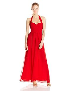 BCBGMAXAZRIA Women's Petite Selene Halter Dress with Ruching, Rouge Red, 2 BCBGMAXAZRIA http://www.amazon.com/dp/B00MK21MOO/ref=cm_sw_r_pi_dp_tUfBub10BG414