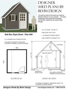 Pin by amy gustafson on shed plans pinterest garage for Saltbox barn plans