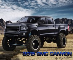 2017 Gmc Canyon Lifted Trucks