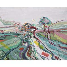 """Mountain Path"" by Arto Der Haroutunian"