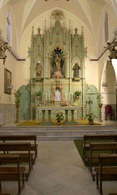 Iglesia Ntra. Sra. De Los Ángeles Estepa