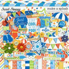 Make A Splash by Zoe Pearn & Jady Day Studio