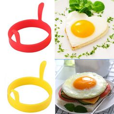 1pcs  Fried Eggs is Poached Egg abrasive circular mold mold creative Fried Eggs fried egg-in Colanders & Strainers from Home & Garden on Aliexpress.com | Alibaba Group