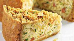 A torta de bacalhau light é um prato delicioso e a receita é fácil de ser preparada. Além disso, o prato é saudável, com pouca gordura e baixo teor calórico