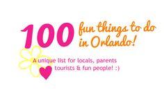 things to do orlando altamonte windermere winter park, Orlando Mommy Orlando, FL 100thingstodoinorlando