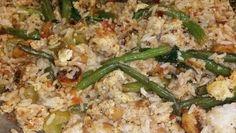 Sneak Peak Of My Shrimp Chicken Fried Rice
