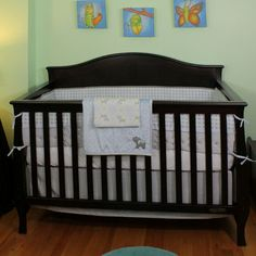 Youll Love The Elephant Jubilee 8 Piece Crib Bedding Set At Wayfair