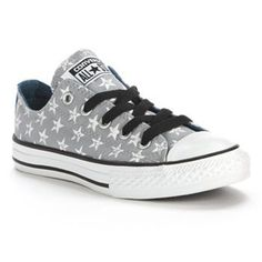 4c43004a7d4 grey with stars converse Converse Shoes For Girls