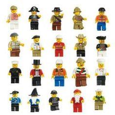 Cheap Mama Chick: 83% off 20 (LEGO compatible) Mini Figures, $8.45 w...