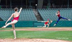Ballet is totally a sport!