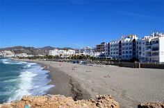 Playa El Chucho, Nerja