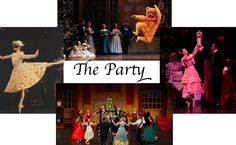 A collection of photo tributes (created by me) in celebration of The Nutcracker. #NutcrackerSceneSeries