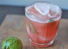 Guava Basil Daiquiri. That's what I am doing tonight!