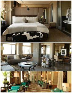 Best Luxury Hotel In New York For Honeymoon:Soho Grand Hotel,America