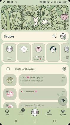 Cocoppa Wallpaper, Wallpaper Iphone Cute, Aesthetic Iphone Wallpaper, Aesthetic Wallpapers, Ios Design, Iphone Design, Aesthetic Themes, Aesthetic Stickers, Cute Cartoon Wallpapers