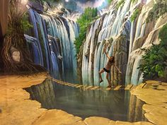 Optical Fun: Chiang Mai's 3D Illusion Art Museum