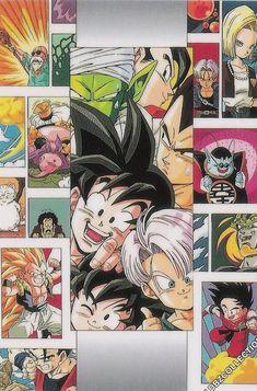 50//36 Pcs//Lot Japanese Anime Dragon Ball Z Sticker for Dragon Ball Z Fans Decal