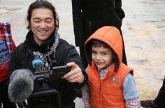 骨盤塾 powered by shige: 愛すべき父、勇敢なジャーナリスト、そして友人 後藤健二 Kenji Goto, loved fath...