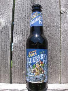 Eli's Blueberry from Homer Soda