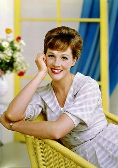 Happy 80th Birthday to the lovely Julie Andrews