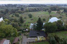 Bungalow in Oregon von NOA / Bewohnte Landschaft - Architektur und Architekten - News / Meldungen / Nachrichten - BauNetz.de