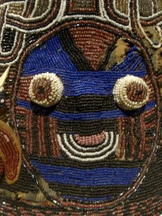 Crown from the Yoruba people of Nigeria, 19th-20th century   Flickr - Photo Sharing!