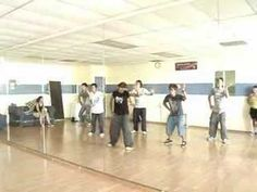 house dance class with Toybox