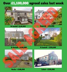 City Sales is a Plymouth & Cornwall based Estate Agency offering a wide range of properties to buy & let Property Values, Plymouth, Mansions, House Styles, City, Amazing, Home, Ad Home, Luxury Houses