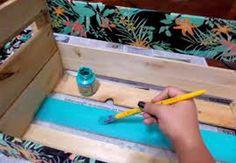 Como reciclar caixotes de madeira com criatividade!