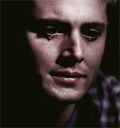 "I really hate when Dean cries ""I hate you and I love you"""