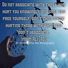 Imam Ali(a) quote.