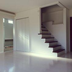 リビング階段/階段下収納…などのインテリア実例 - 2015-04-17 06:11:45
