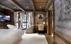 Luxury Ski Chalet, Chalet Gentianes, Courchevel 1850, France, France (photo#1312)