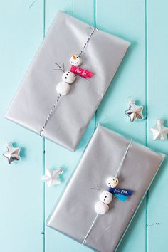 These are the 71 BEST Christmas Wrapping Ideas around! From merry & bright to rustic & refined, there are gorgeous gift wrap ideas for everyone on your list this holiday season. Some of these gift wrappings are a gift unto themselves! Creative Gift Wrapping, Present Wrapping, Creative Gifts, Wrapping Ideas, Wrapping Papers, Christmas Gift Wrapping, Christmas Crafts, Christmas Ideas, Christmas Christmas